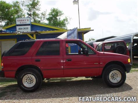 1993 isuzu rodeo angleton tx used cars for sale featuredcars com