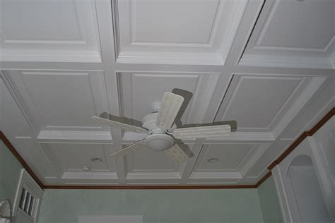 Wainscoting On Ceiling wainscoting america customer coffered ceilings