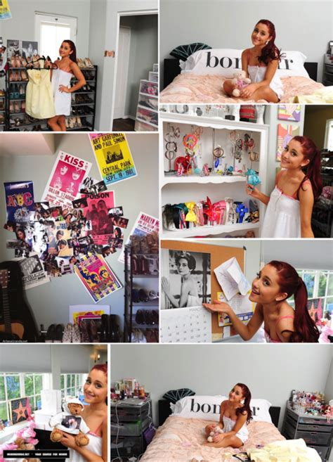cat valentine bedroom get ariana grande s sweet girly bedroom m magazine