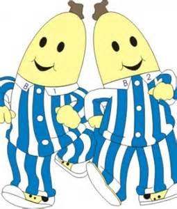 bananas de pijamas vagalume