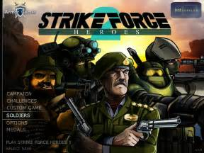 Strike force heroes 2 hacked game hacked games