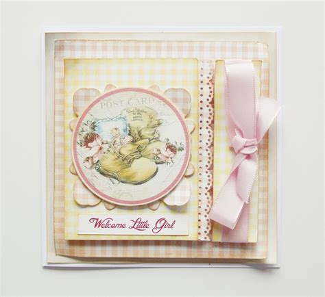 Welcome Handmade Cards - handmade cards aganappycakes