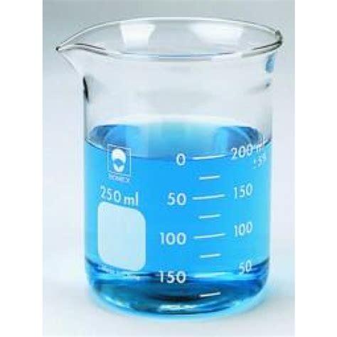 Measuring Cylindergelas Ukur 500ml Pyrex my science blue beaker thinglink