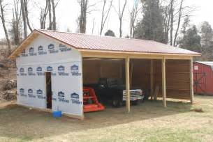 build a barn house how to build a small pole barn plans quick woodworking projects