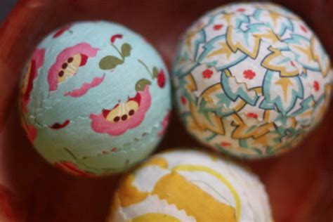 fabric covered styrofoam ball ornaments fabric balls factory direct craft