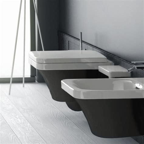 wand wc und bidet hidra ceramica wand wc mit wc sitz flat tiefsp 252 ler