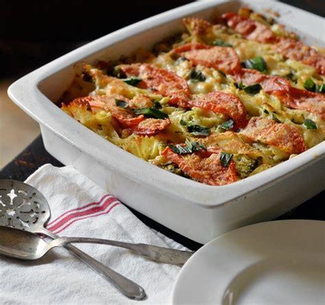 tomato broccoli mozzarella and more 10 hearty