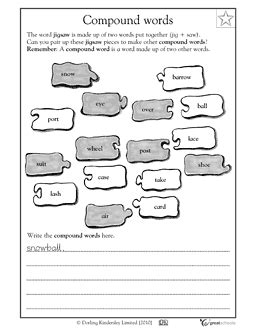 12 best images of compound words worksheets 5th grade 7 best images of bullying worksheets for third grade