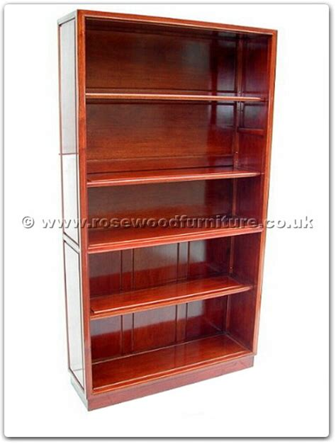 40 Inch Bookcase Rosewood Bookcase Open Front 40 Inch X 12 Inch X 72 Inch