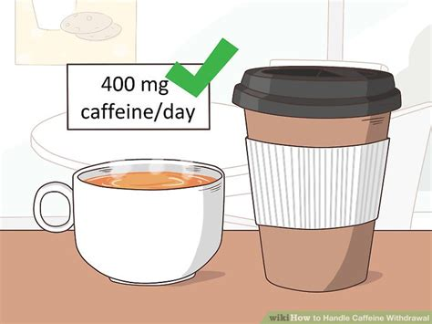Best Way To Detox From Caffeine by 3 Ways To Handle Caffeine Withdrawal Wikihow