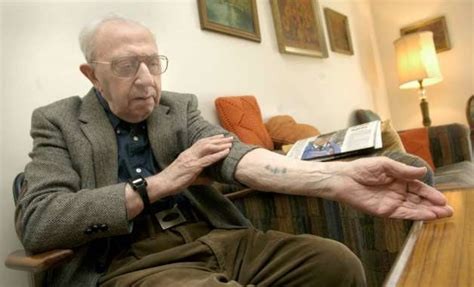 kaiser tattoo removal kaiser 91 of danbury a holocaust survivor shows the prison