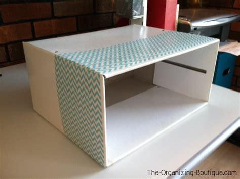 diy home decor crafts desk drawer organizer