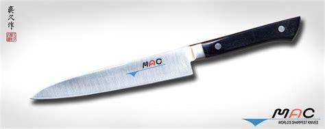 mac pkf60 slicer utility knife 155mm cutlery chef professional series 6 quot utility knife pkf 60 mac knife