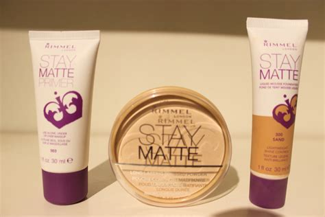 Rimmel Stay Matte Foundation Review my unpopular review of rimmel s stay matte liquid mousse