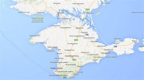 russia google google maps marks crimea as russia but only in russia rt