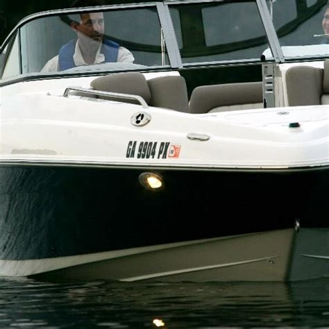 what is recommended when docking your boat stainless bow docking light set yamaha sports plaza