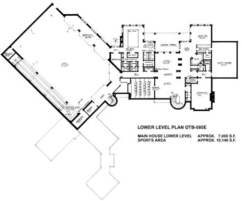 Mega House Plans by Floorplans Homes Of The Rich