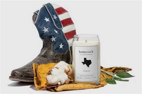 homesick candles homesick candles let you relive your home state s smell