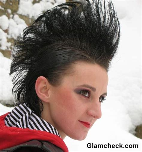 gothic haircuts gallery punk hairstyles and hair colors
