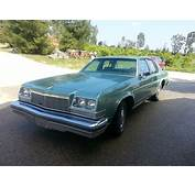 All American Classic Cars 1977 Buick LeSabre 4 Door Sedan