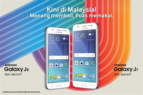 Hp Samsung J5 In Malaysia samsung announces new galaxy j5 and j7 for malaysian