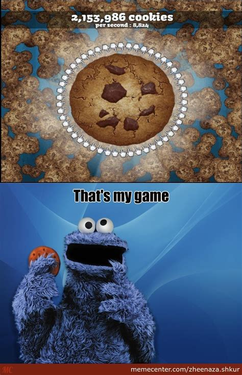 cookie clicker by zheenaza shkur meme center