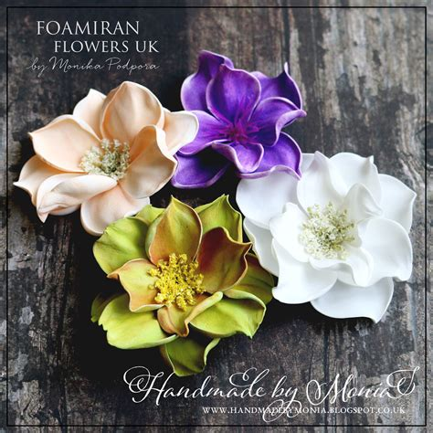 Fantastic Flowers For You All by Handmade By Monia