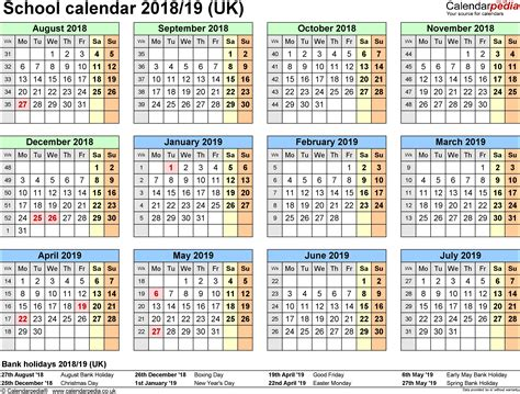 printable calendar ireland 2018 calendar 2018 with bank holidays happyeasterfrom com