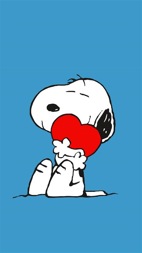 wallpaper iphone 6 snoopy freeios7 snoopy with heart parallax hd iphone ipad