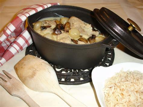 Cuisine A L Ancienne 3209 by Blanquette De Veau 224 L Ancienne Et Riz Pilaf
