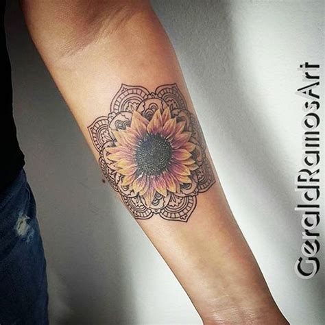 tattoos on the inside of your arm 20 of the most boujee sunflower ideas tattoos