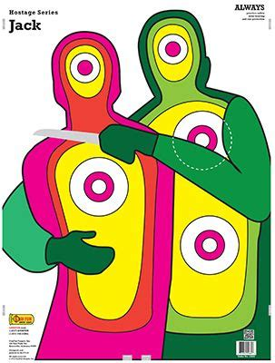 printable targets hostage hostage shooting targets related products other stuff