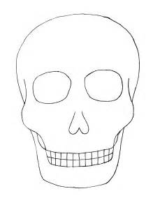 day of the dead skull template paper crafts for children 187