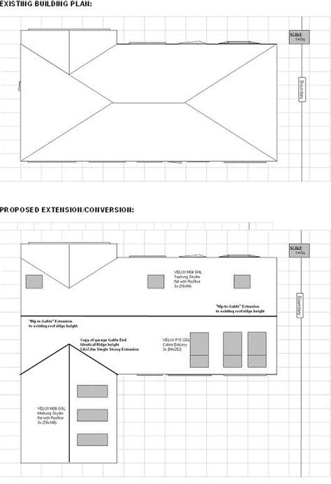 Hip Roof With Gable Extension Hip To Gable Roof Extension Conversion Loft Conversions