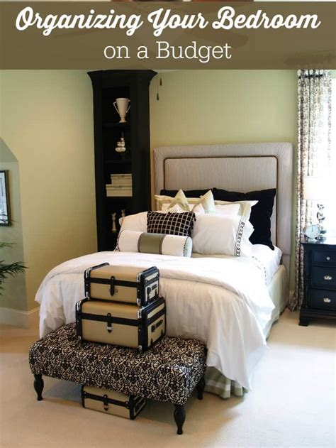 organizing your bedroom organizing your bedroom on a budget simply stacie