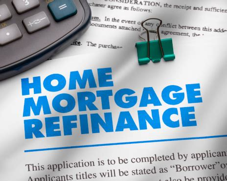 refinance refinancing strategies to save money