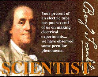 biography of benjamin franklin the scientist benjamin franklin glimpses of the man