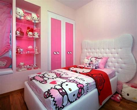 hello kitty bedroom for teenagers design ideas pictures