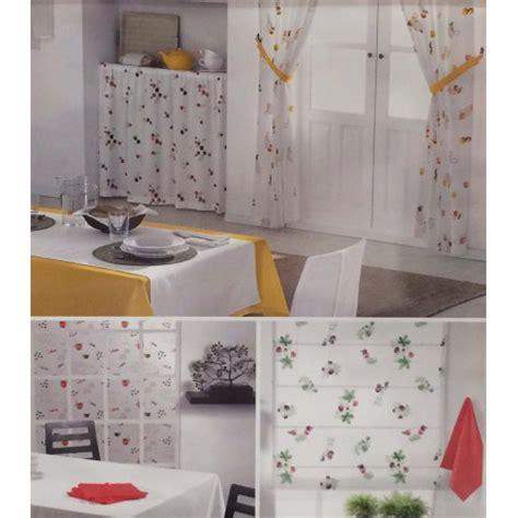 telas cortinas cocina cortinas de cocina confeccionadas a medida lencant