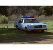 IMCDborg 1980 Plymouth Gran Fury In Airwolf 1984 1986