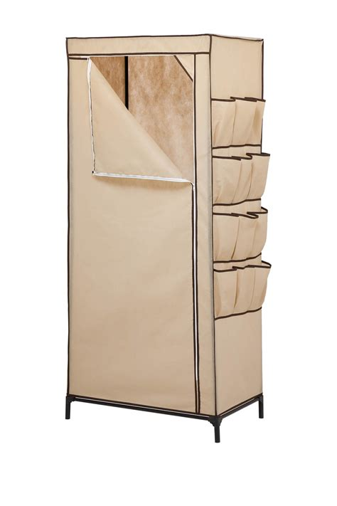 Does Nordstrom Rack Layaway by Honey Can Do 27 Quot Storage Closet With Shoe Organizer