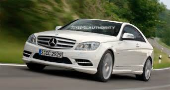 Mercedes C 130 Report Turbocharged And Hybrid Mercedes C Class