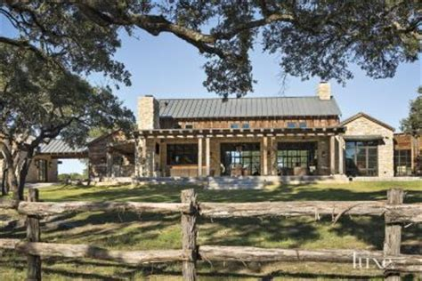 texas limestone ranch style homes rustic ranch style home a rustic barn style retreat in texas hill country