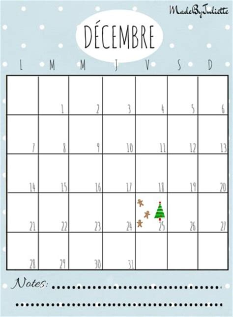 Voir Calendrier Decembre 2015 Imprimes Le Calendrier Pour Customiser