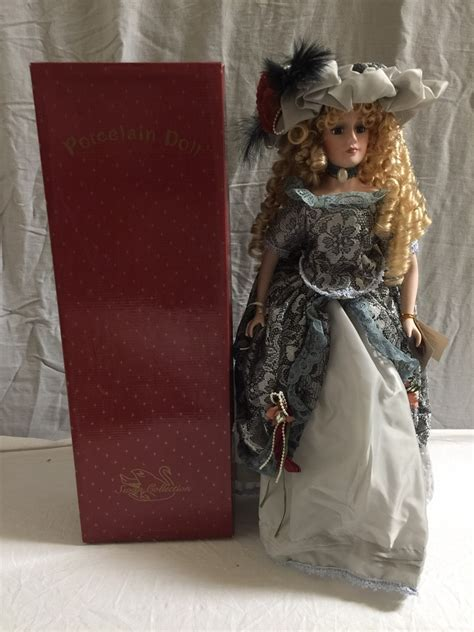 porcelain doll collection porcelain doll swan collection other