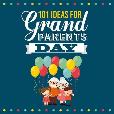101 Ideas for Grandparents Day   The Dating Divas