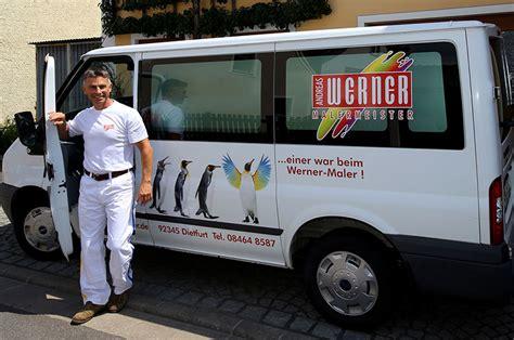 Auto Werner by Werner Malermeister Dietfurt
