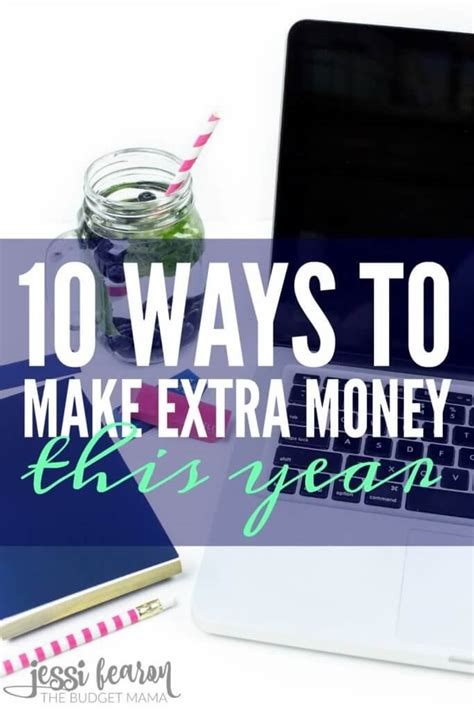 Is There Any Real Way To Make Money Online - 10 ways to make extra money jessi fearon