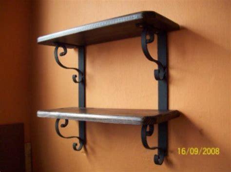 Kitchen Cupboard Organizers Ideas - repisa madera y hierro estantes pinterest