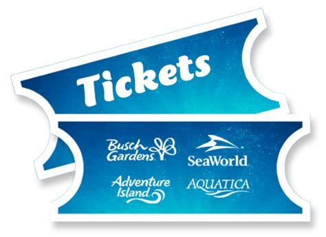 How Much Is Busch Garden Tickets by Everything To About Seaworld Orlando And Busch Gardens Ta Tickets Coaster Nation
